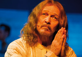 TED NEELEY in JESUS CHRIST SUPERSTAR