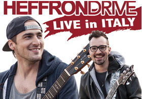 HEFFRON DRIVE LIVE IN ITALY