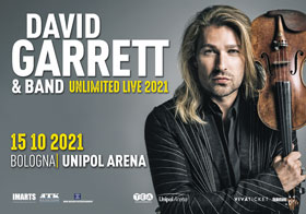 DAVID GARRETT & BAND